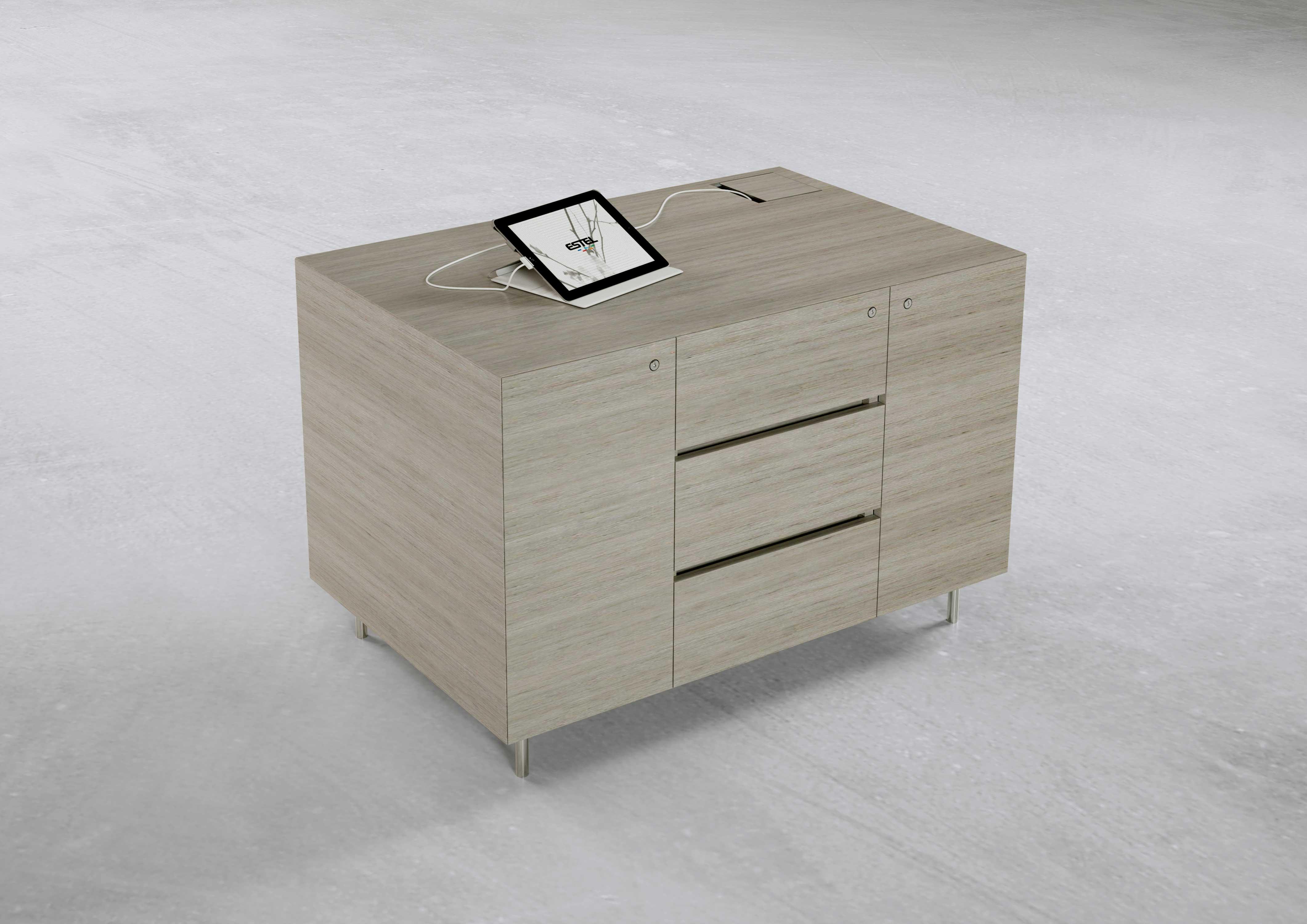 03S_Estel_Executive-&-Common-Area_Bookcase-&-Storage_Altagamma