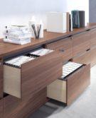 04_Estel_Executive & Common Area_Bookcase & Storage_Workwall