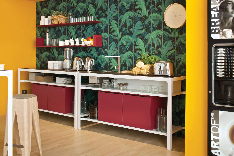 05G_Estel_Le case Italiane_Cucina Wiwa_Buffet_Banco a parete